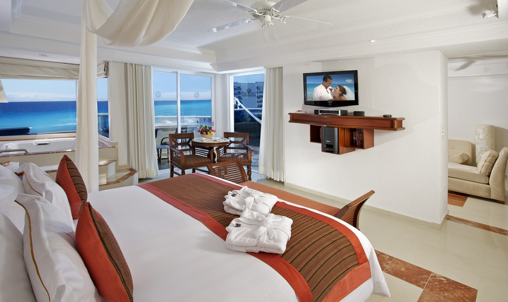 gran caribe real resort spa modern vacations