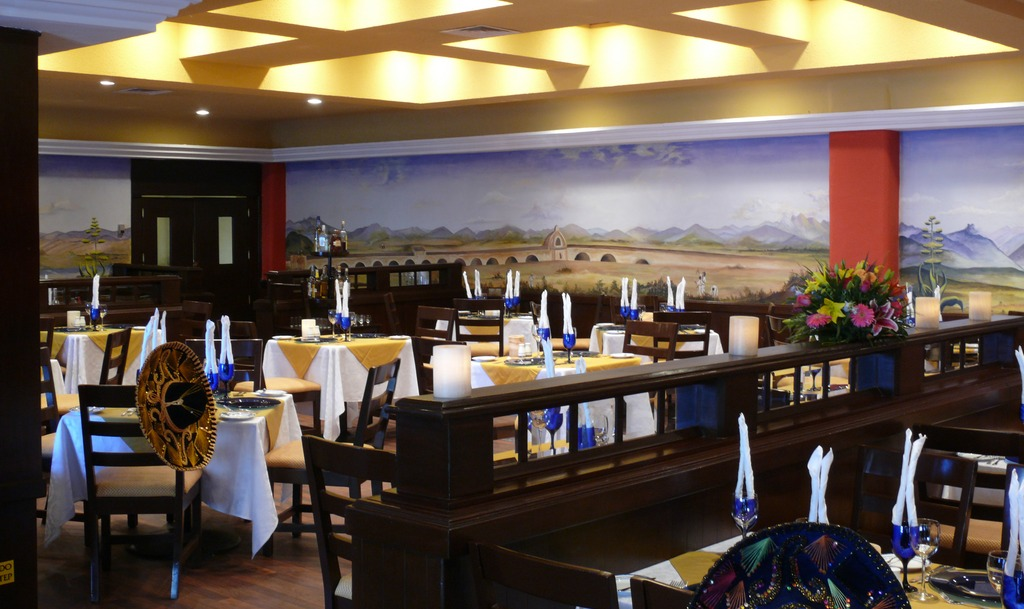 Westin Cancun Restaurant Menu