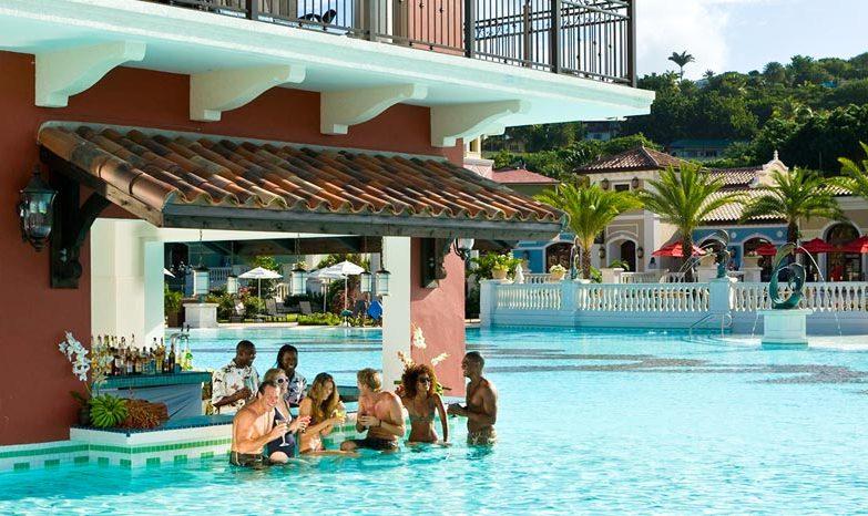 Sandals Antigua Spa Resort