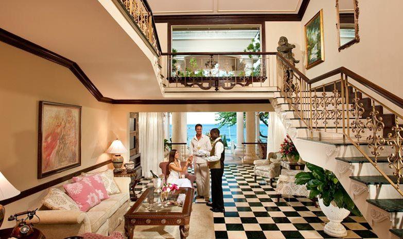 Sandals Royal Plantation Modern Vacations