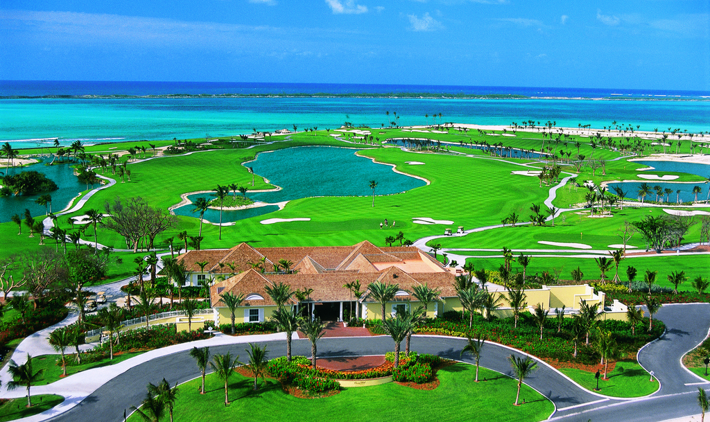 Island Resort And Casino Golf Course