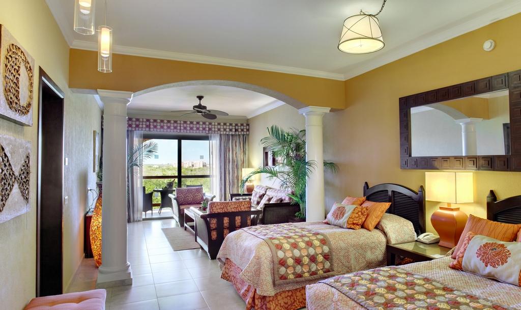 Barcelo Maya Palace Family Room