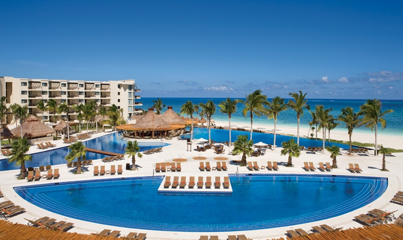 Dreams Riviera Cancun Resort Modern Vacations