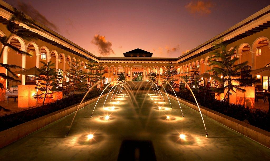 Paradisus Palma Real Modern Vacations