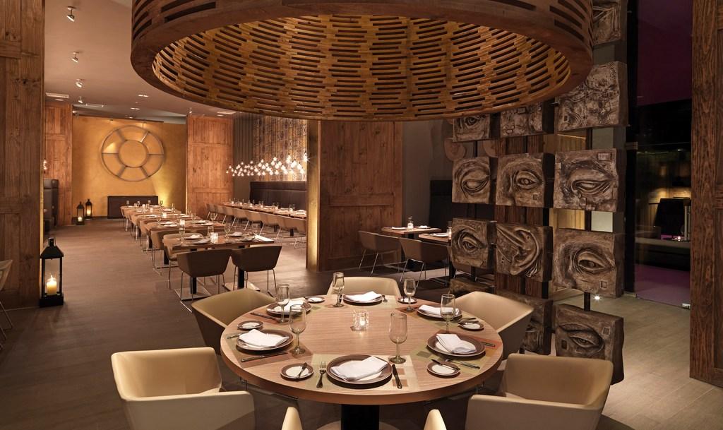 Paradisus La Perla Restaurant Menu