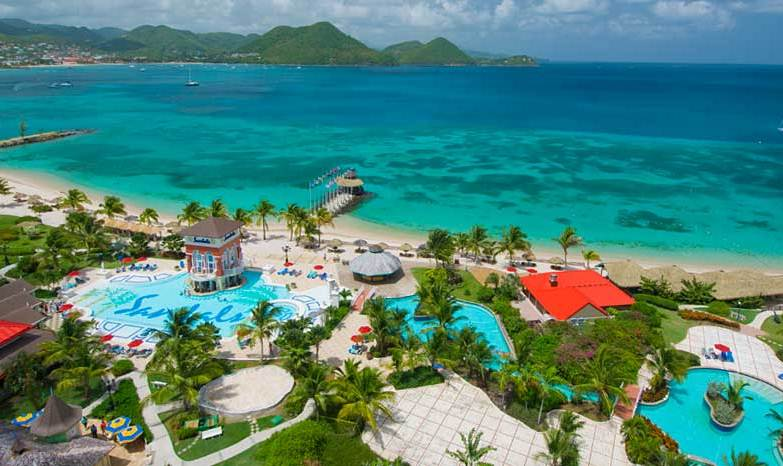 Sandals Grande St Lucian Modern Vacations